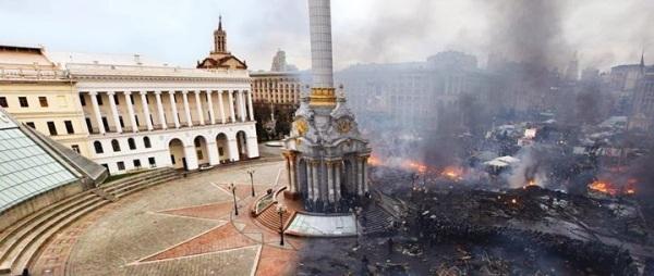 Τι συμβαίνει με την Ουκρανία; του Κώστα Βαξεβάνη